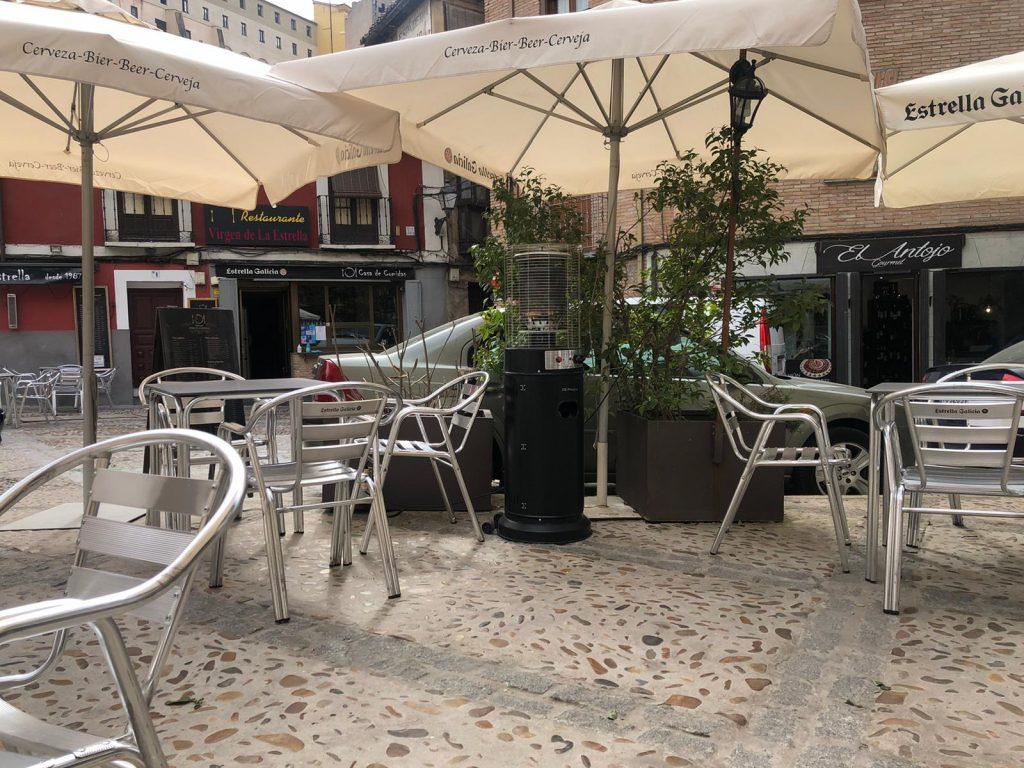 Restaurante Virgen de la Estrella Toledo