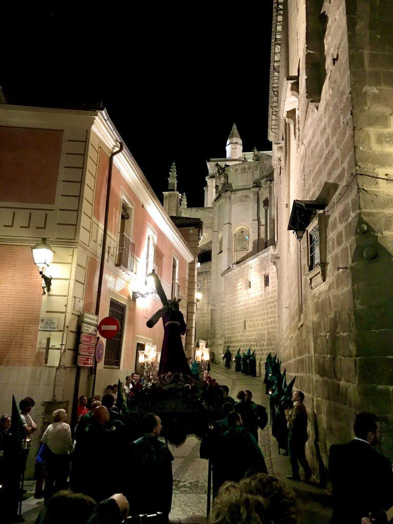 Procesión de la Semana Santa de Toledo