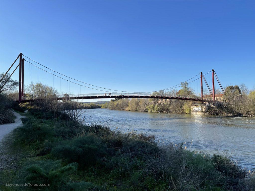 Puente de Polvorines, Toledo