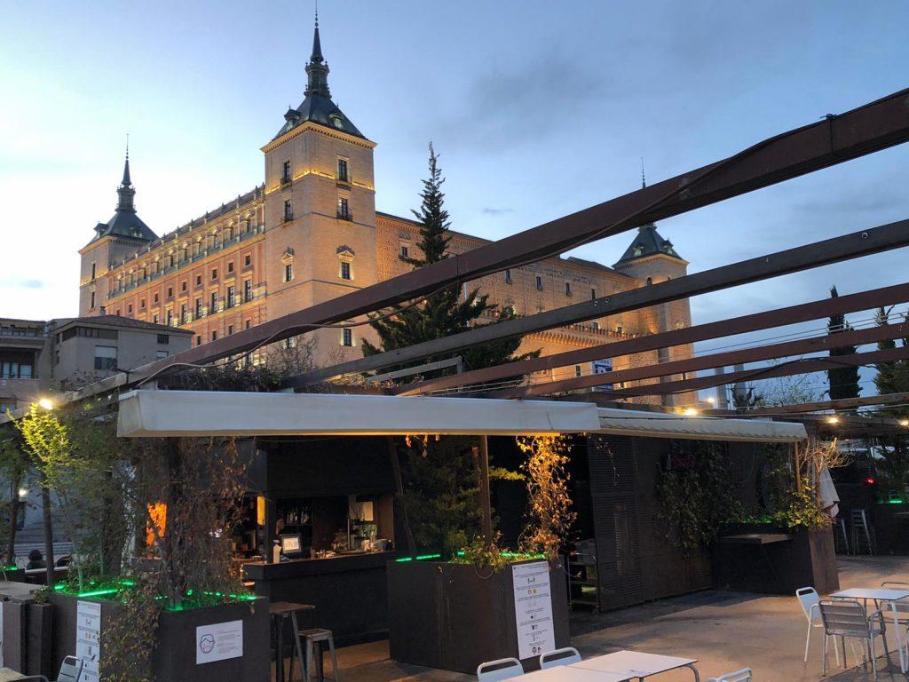 BU Terraza, Toledo