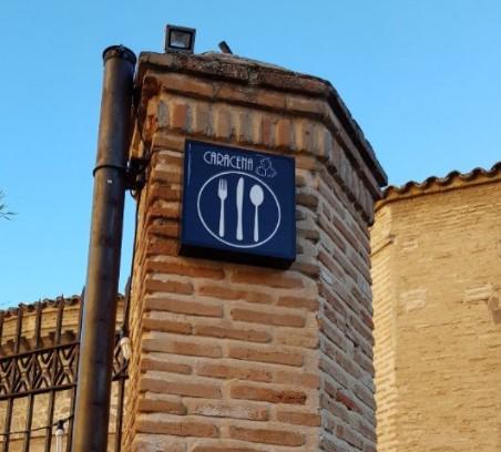 Terraza Caracena Toledo