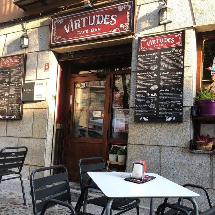 VIRTUDES CAFÉ BAR & MUSIC