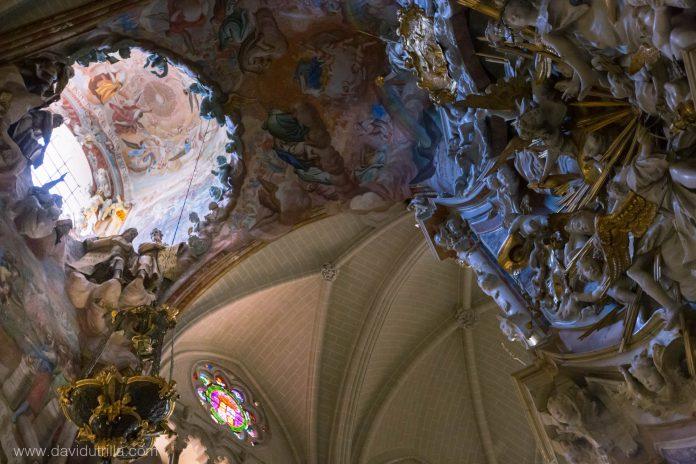 Transparente de la Catedral de Toledo, por David Utrilla