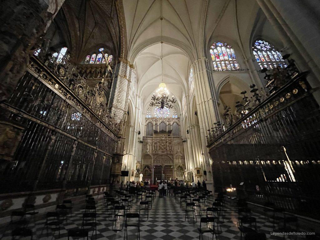 Crucero de la Catedral de Toledo