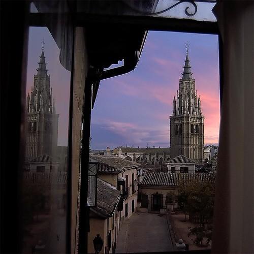 Torre de la Catedral de Toledo. Foto: Bore en Flickr.com