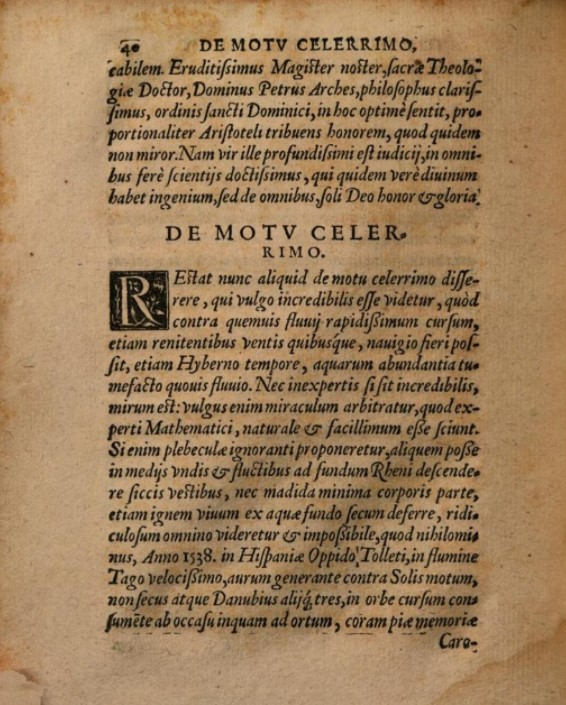 TAYSNER, J.: Opusculum... de natura magnetis et eius effectibus, Colonia, 1562, pp 40-41.