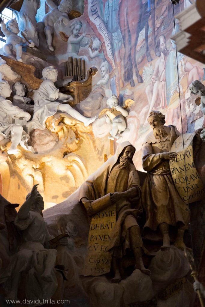 Transparente de la Catedral de Toledo