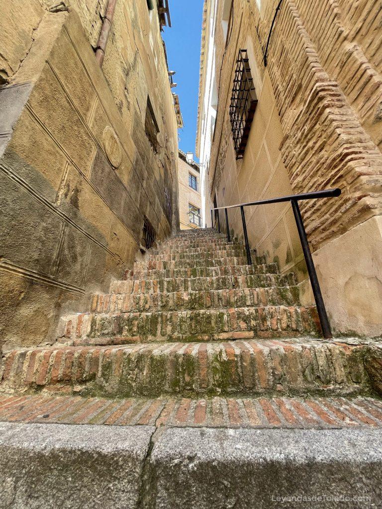 Callejón del Diablo, Toledo.