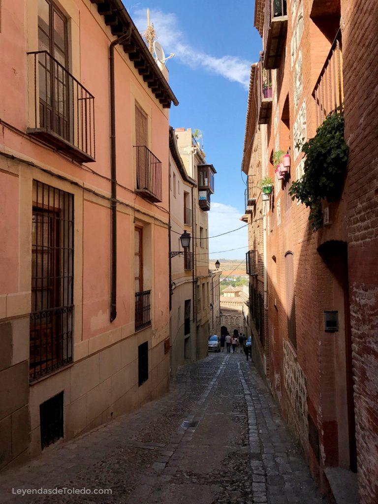 Cuesta Carmelitas Descalzos, Toledo