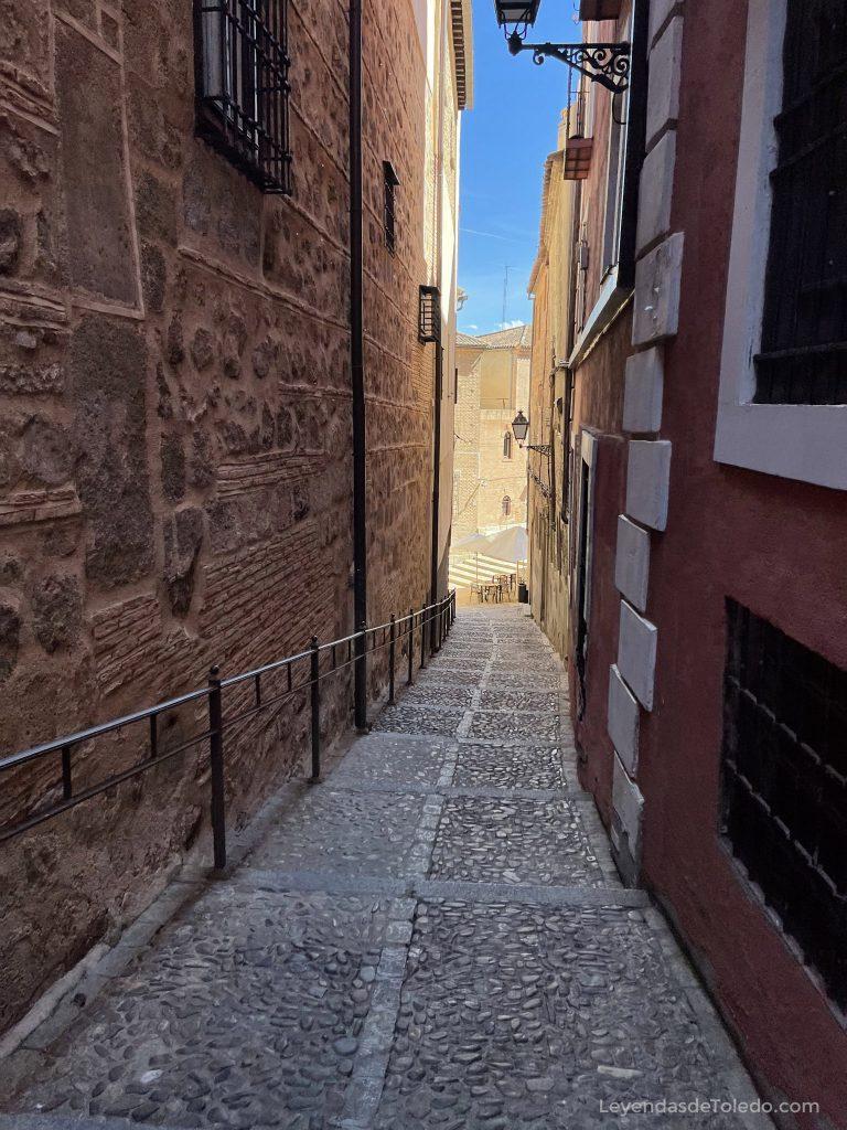 Cuesta de la Ciudad, Toledo