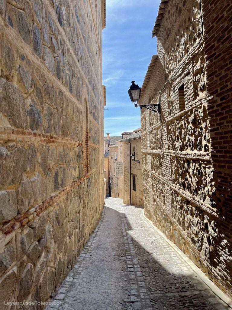 Calle Garcilaso de la Vega, Toledo