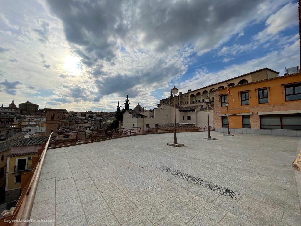 Plaza Escondida, Toledo