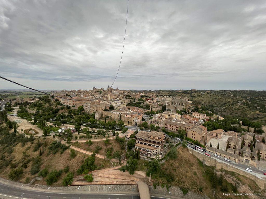 Vuelo en globo por Toledo