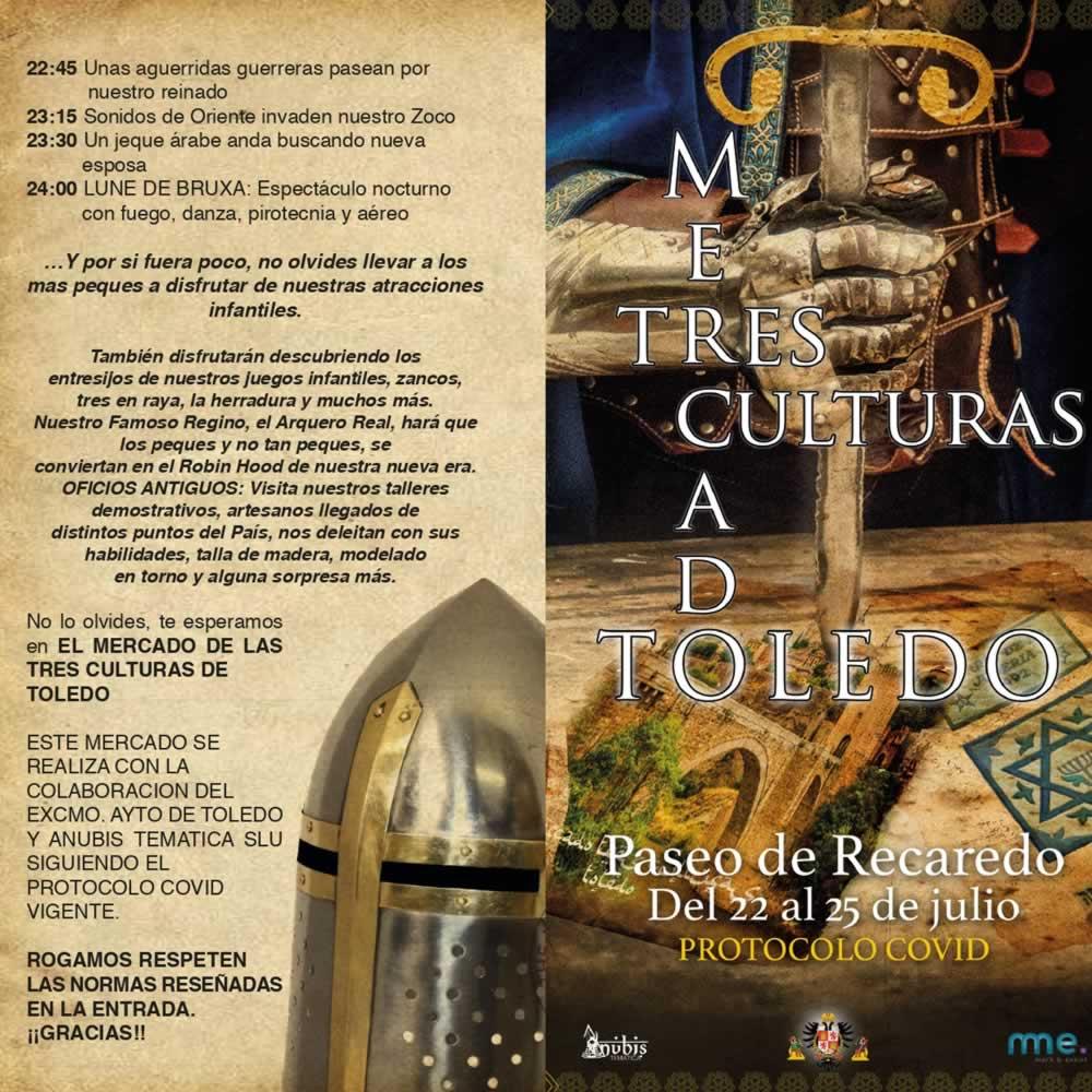 Mercado de las Tres Culturas en Toledo