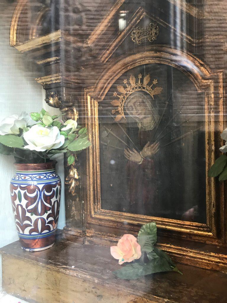 Virgen de Alfileritos, Toledo